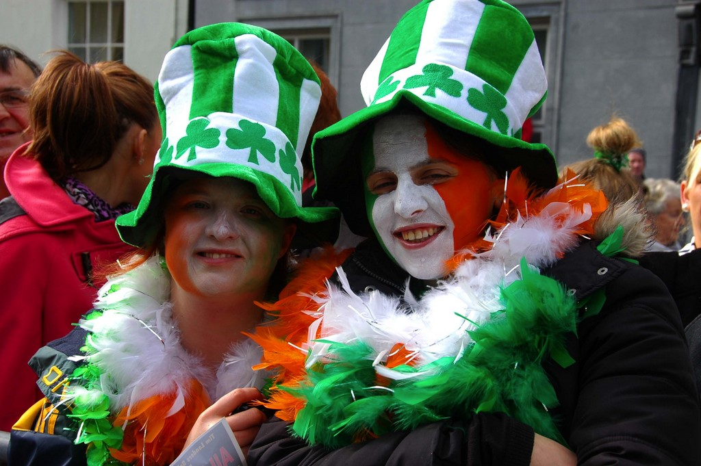 St. Patrick's Day - Godo-Godaj on VisualHunt / CC BY - Godo-Godaj on VisualHunt / CC BY/Rota de Férias/ND