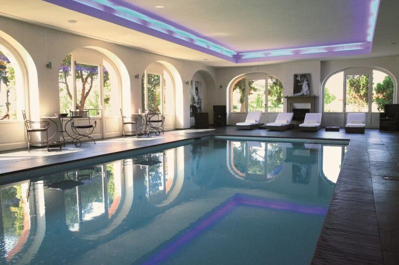 No coração da Toscana é possível relaxar e curtir a piscina do hotel L'Andana, localizado na província italiana de Grosseto - Divulgação - Divulgação/Rota de Férias/ND