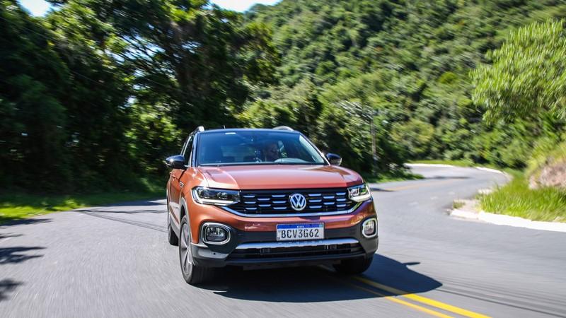 Volkswagen apresenta versões do T-Cross no Brasil - Foto: Divulgação - Foto: Divulgação/Garagem 360/ND