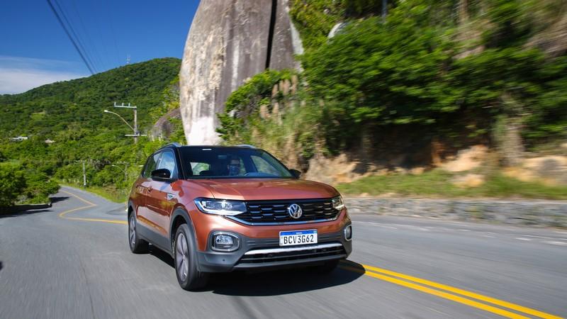 Nesta galeria, confira os detalhes do T-Cross, novo SUV da Volkswagen no Brasil - Foto: Divulgação - Foto: Divulgação/Garagem 360/ND