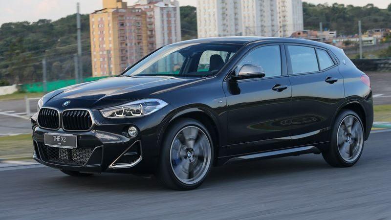 BMW X2 M35i entra em pré-venda no Brasil por R$ 320 mil - Foto: Divulgação