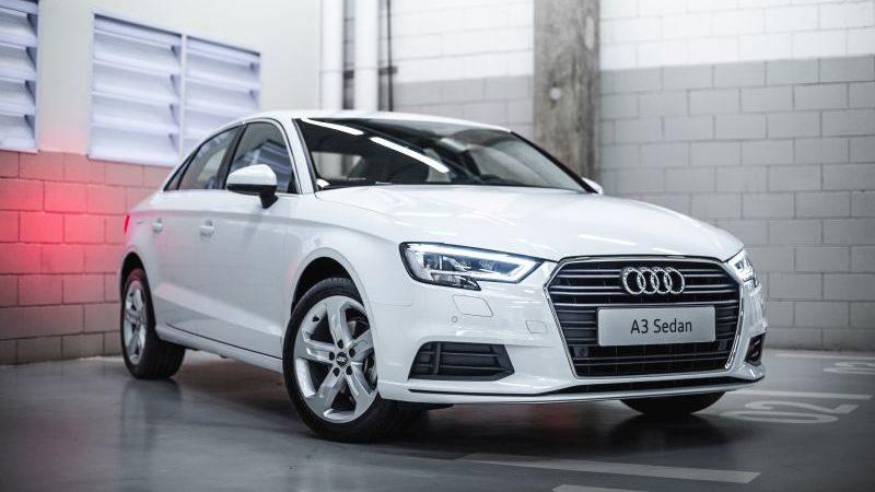 Audi celebra 25 anos no Brasil com versão especial do A3 Sedan - Foto: Divulgação
