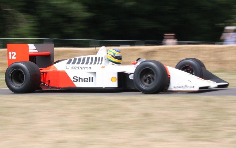 McLaren MP4-4: em 1988, a McLaren contratou Ayrton Senna para ser seu piloto, ao lado do bicampeão do mundo Allain Prost, formando uma das maiores rivalidades da história da categoria; arrasador, o MP4-4 sobrou naquela temporada, vencendo 15 das 16 corridas que disputou, fechando com chave de ouro a era turbo e dando ao brasileiro seu primeiro título - Foto: atomicjam via Visualhunt / CC BY-NC - Foto: atomicjam via Visualhunt / CC BY-NC/Garagem 360/ND
