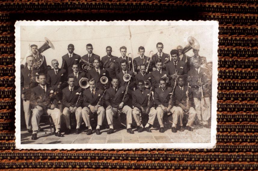 Banda da Lapa em 1952, a formação do ressurgimento - Banda da Lapa em 1952, a formação do Ressurgimento