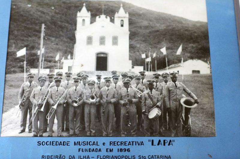 Banda da Lapa na década de 1960 - Arquivos Banda da Lapa/Divulgação