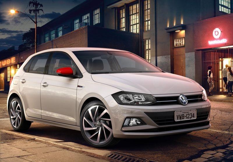 Volkswagen Polo TSI: o hatch tem 128 cv de potência e 20,4 kgfm de torque - Foto: Divulgação - Foto: Divulgação/Garagem 360/ND