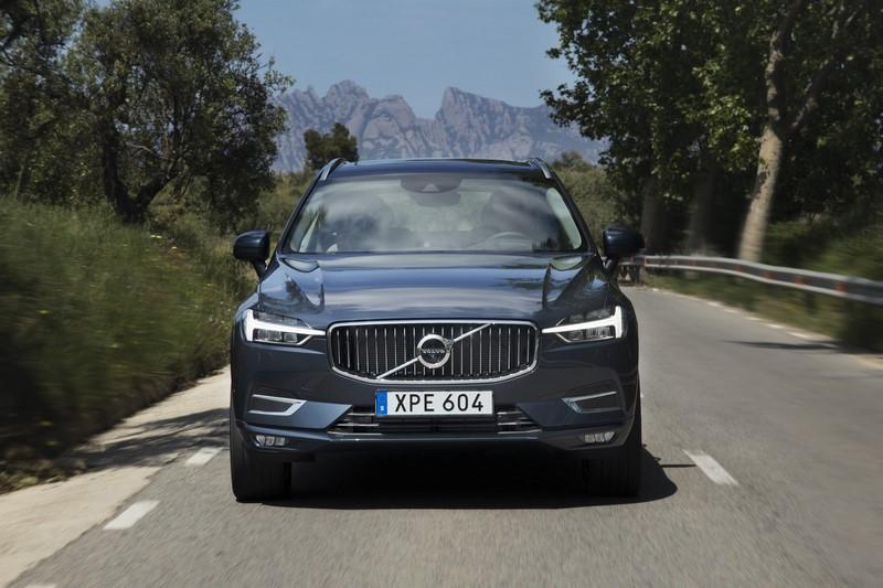 Segurança é essencial para sobreviver a um ataque zumbi. O Volvo CX60 foi eleito o carro mais seguro do mundo pelo Euro NCAP - Foto: Divulgação - Foto: Divulgação/Garagem 360/ND