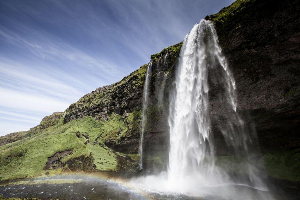 Cachoeira Seljalandsfoss, Islândia - Pixabay - Pixabay /Rota de Férias/ND