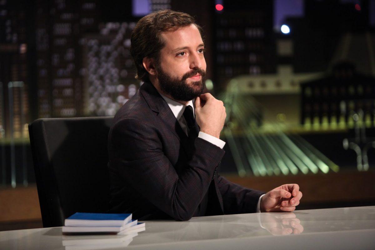 Estreias da HBO em agosto. 02/08 – Greg News Com Gregório Duvivier (3ª Temporada) - Crédito: Divulgação/33Giga/ND