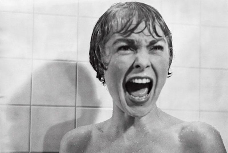 Melhores filmes de terror, de acordo com o IMDb. 1. Psicose (1960) – Nota 8,5 - Crédito: Divulgação/33Giga/ND