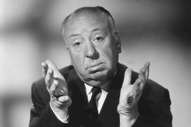 Alfred Hitchcock é um dos maiores gênios do cinema – Divulgação/ND