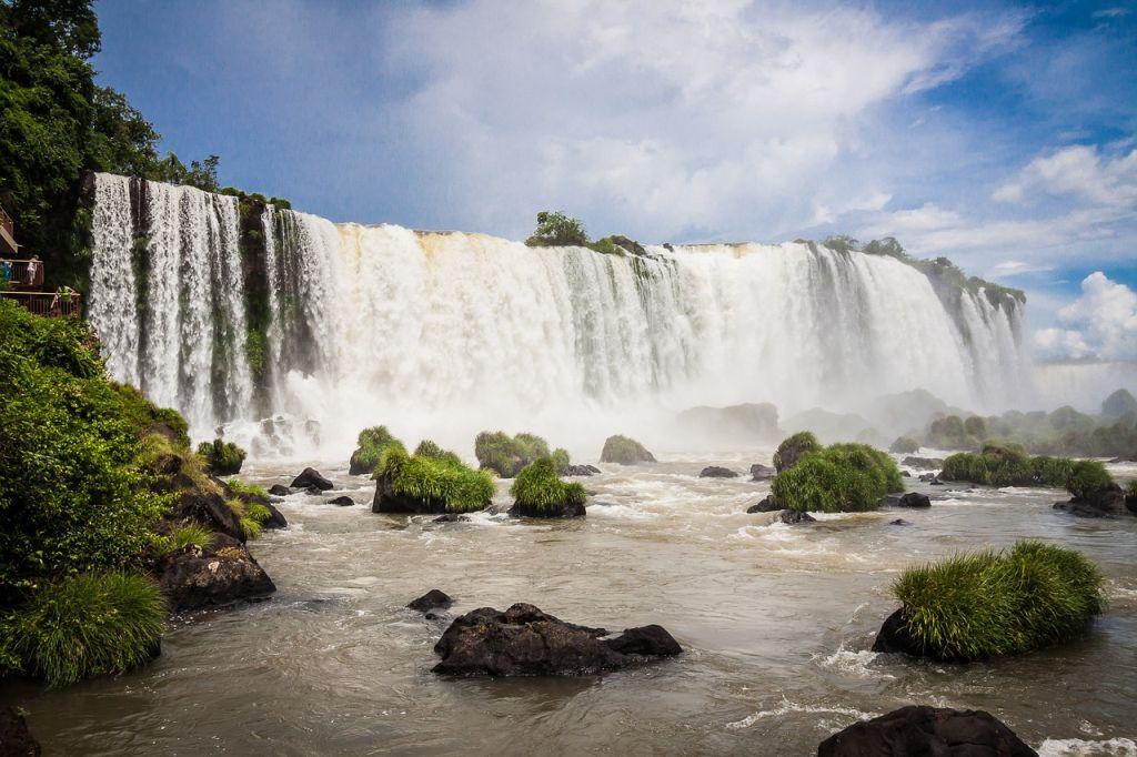 Cataratas do Iguaçu, Brasil e Argentina - Pixabay - Pixabay /Rota de Férias/ND