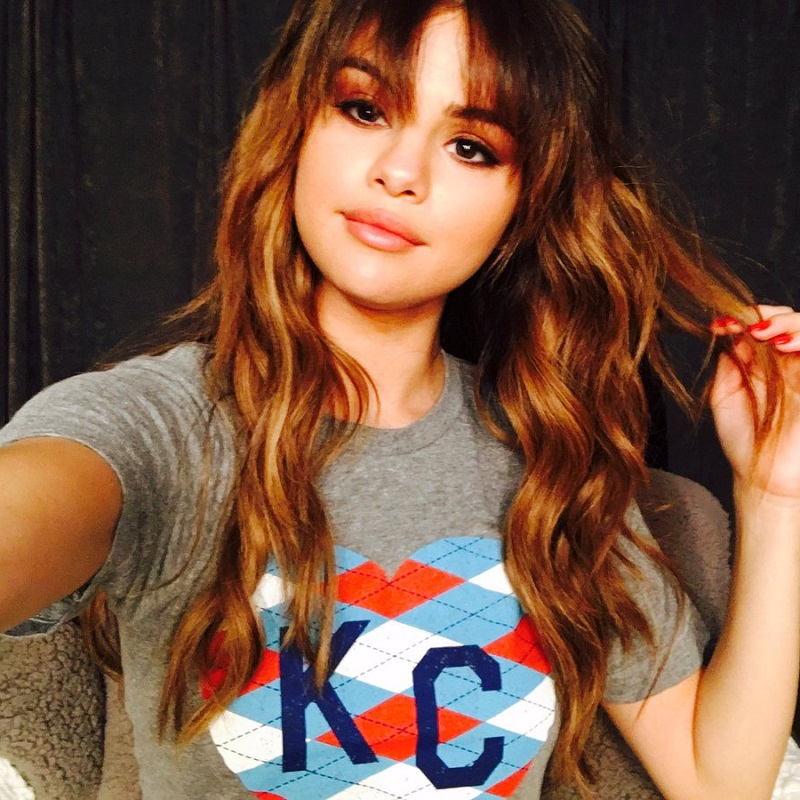 13. Selena Gomez (http://twitter.com/selenagomez) – 58 milhões de seguidores - Crédito: Reprodução Twitter/33Giga/ND