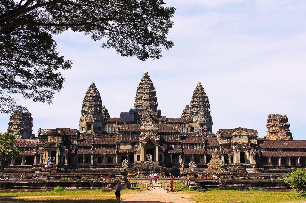 Siem Reap, Camboja - Pixabay - Pixabay /Rota de Férias/ND