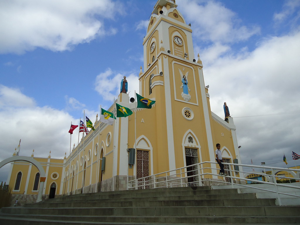 Juazeiro do Norte, Ceará - Fernando Pangaré on VisualHunt / CC BY-NC - Fernando Pangaré on VisualHunt / CC BY-NC/Rota de Férias/ND