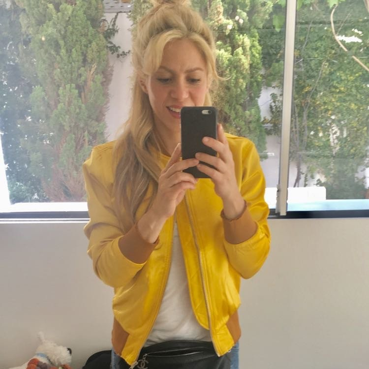 15. Shakira (http://twitter.com/shakira) – 51,4 milhões de seguidores - Crédito: Reprodução Twitter/33Giga/ND