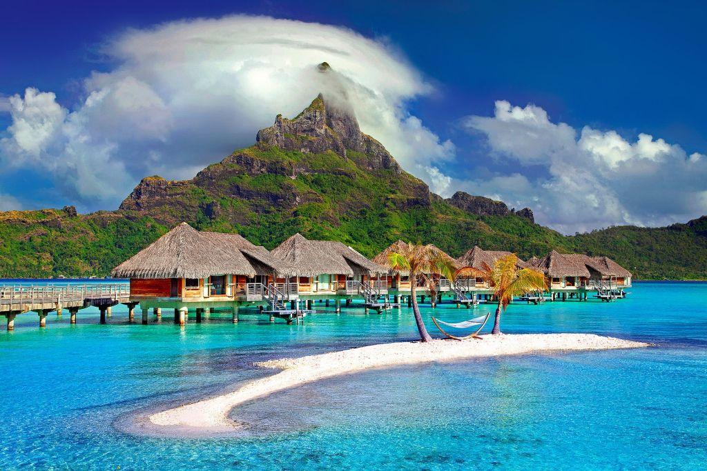 Bora Bora, Polinésia Francesa - Pixabay - Pixabay /Rota de Férias/ND
