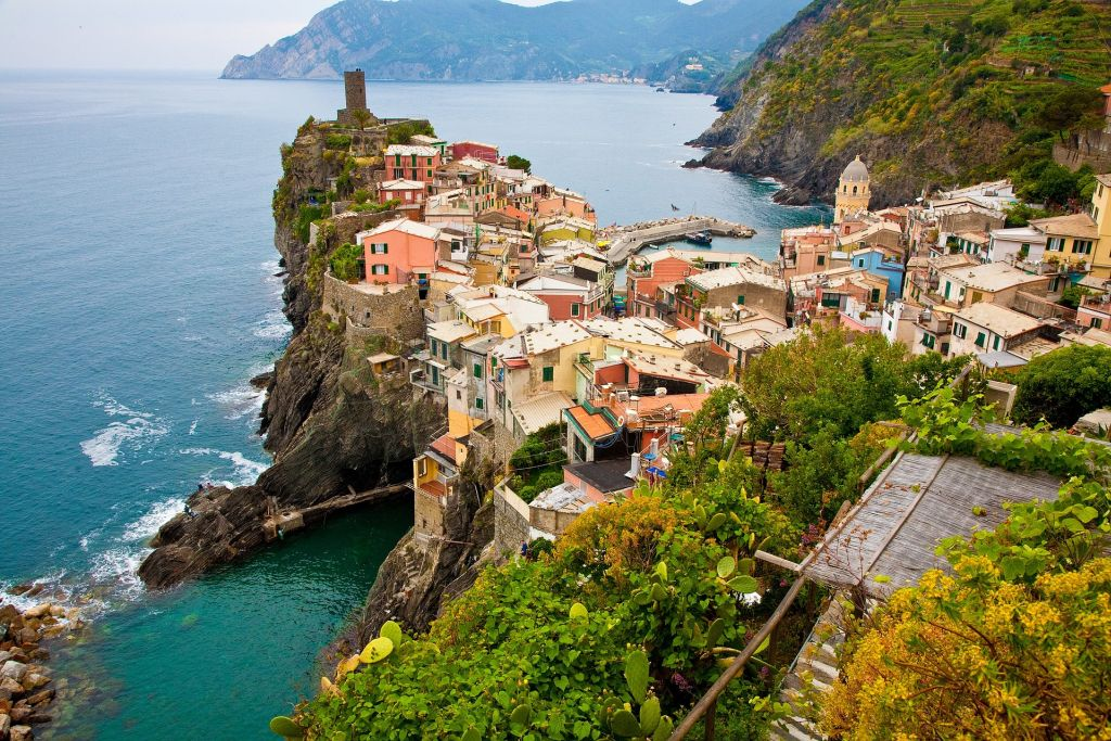 Cinque Terre, Itália - Pixabay - Pixabay /Rota de Férias/ND