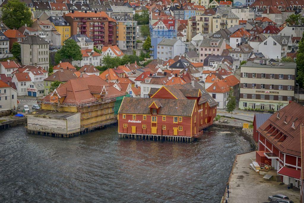 35 - Bergen, Noruega - 80.67% - Pixabay - Pixabay /Rota de Férias/ND