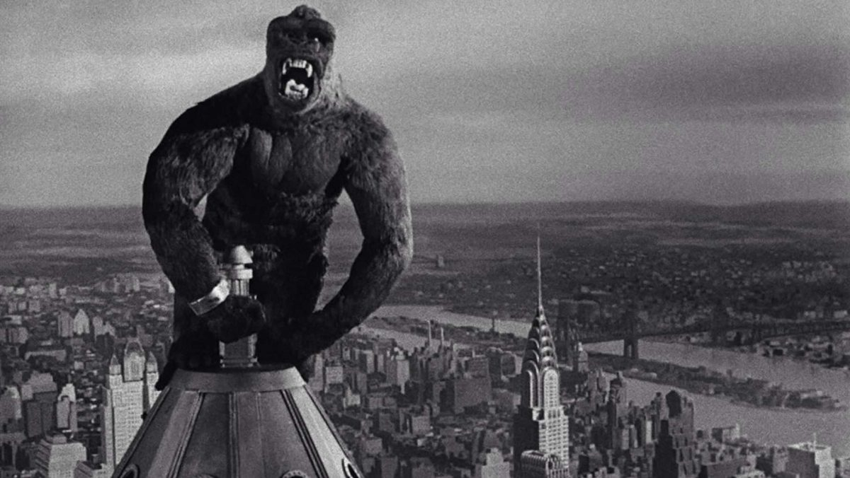 16. King Kong (1933) – Nota 7,9 - Crédito: Divulgação/33Giga/ND