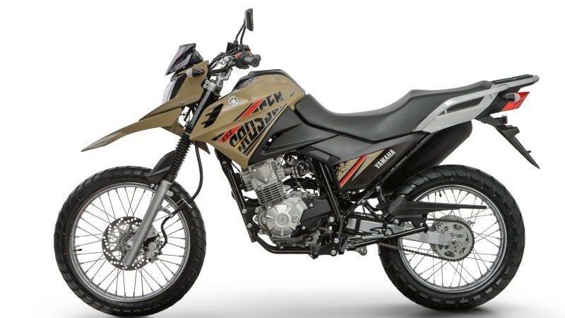 Yamaha Crosser - Foto: Divulgação - Foto: Divulgação/Garagem 360/ND