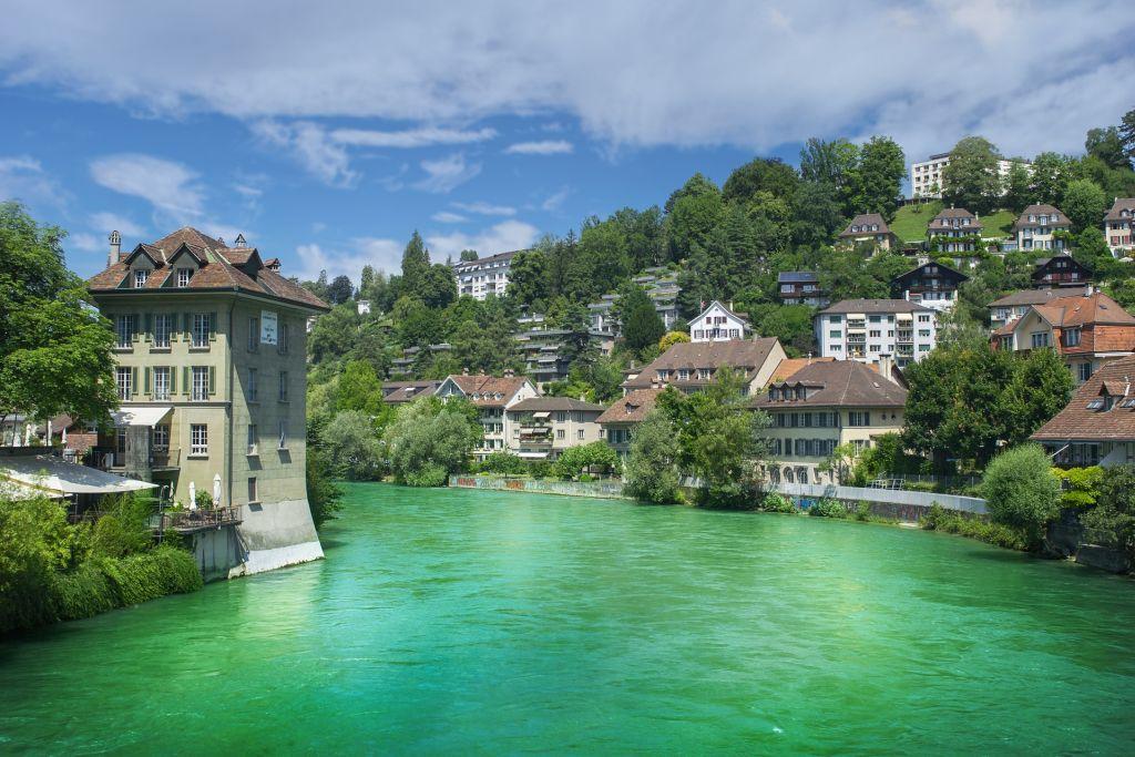 34 - Berna, Suíça - 80.78% - Pixabay - Pixabay /Rota de Férias/ND