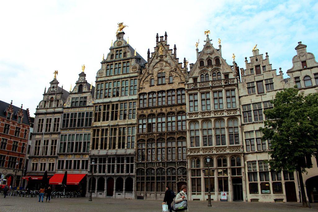 32 - Antuérpia, Bélgica - 81.34% - Pixabay - Pixabay /Rota de Férias/ND