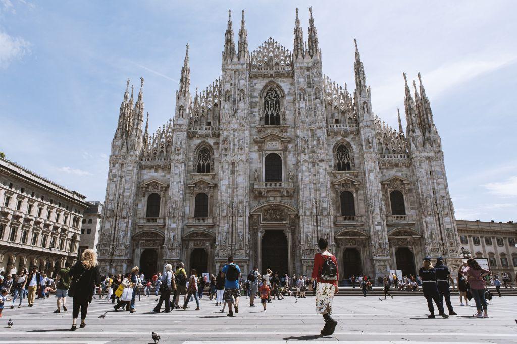 49 - Milão, Itália - 74.27% - Pixabay - Pixabay /Rota de Férias/ND