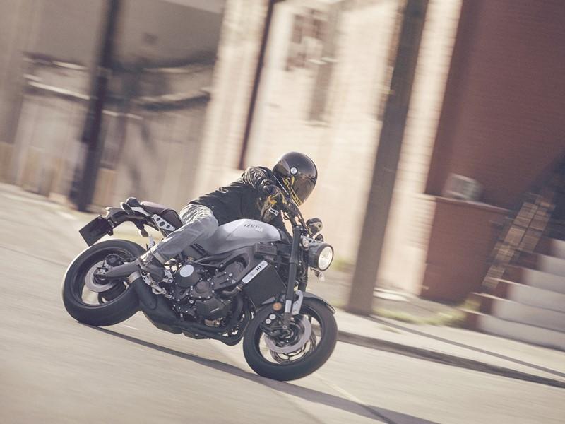 Yamaha XSR900 - Foto: Divulgação - Foto: Divulgação/Garagem 360/ND