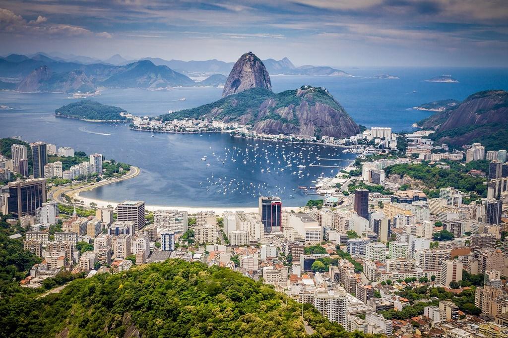 Rio de Janeiro, Rio de Janeiro - Poswiecie por Pixabay - Poswiecie por Pixabay /Rota de Férias/ND