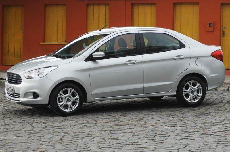 Sedãs em promoção: Ford CAOA oferece descontos e condições especiais - Foto: Divulgação