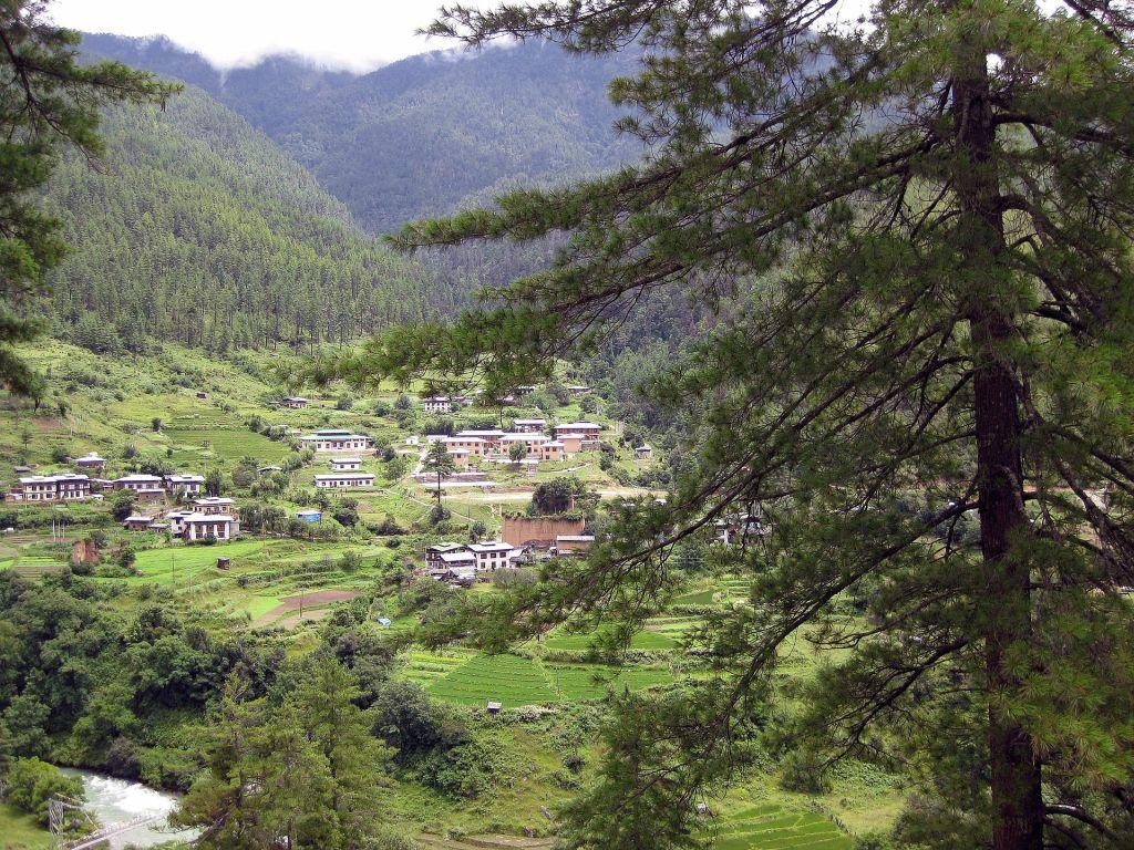 Cordilheiras do Himalaias, Butão - Pixabay - Pixabay /Rota de Férias/ND