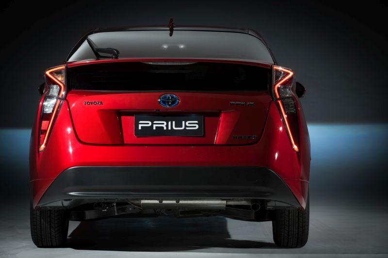 Toyota Prius - Foto: Divulgação - Foto: Divulgação/Garagem 360/ND