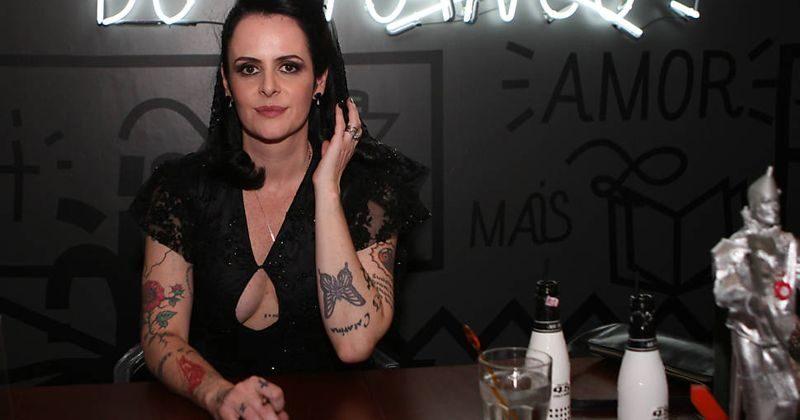 Fernanda Young morreu aos 49 anos. Foto: Prefeitura de Niterói/Divulgação