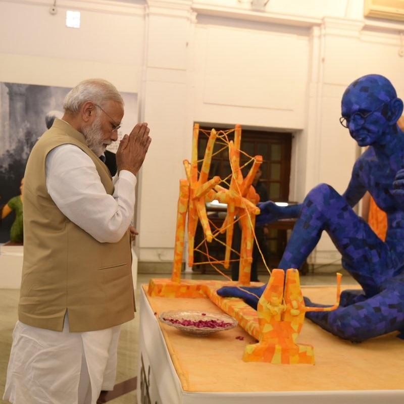 17. Narendra Modi (http://twitter.com/narendramodi) – 49 milhões de seguidores - Crédito: Reprodução Twitter/33Giga/ND