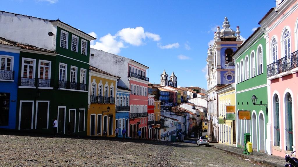 Salvador, Bahia - soel84 por Pixabay - soel84 por Pixabay /Rota de Férias/ND