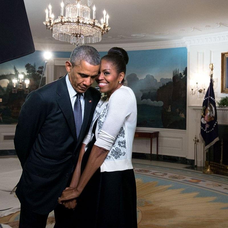 2. Barack Obama (http://twitter.com/barackobama) – 107 milhões de seguidores - Crédito: Reprodução Twitter/33Giga/ND