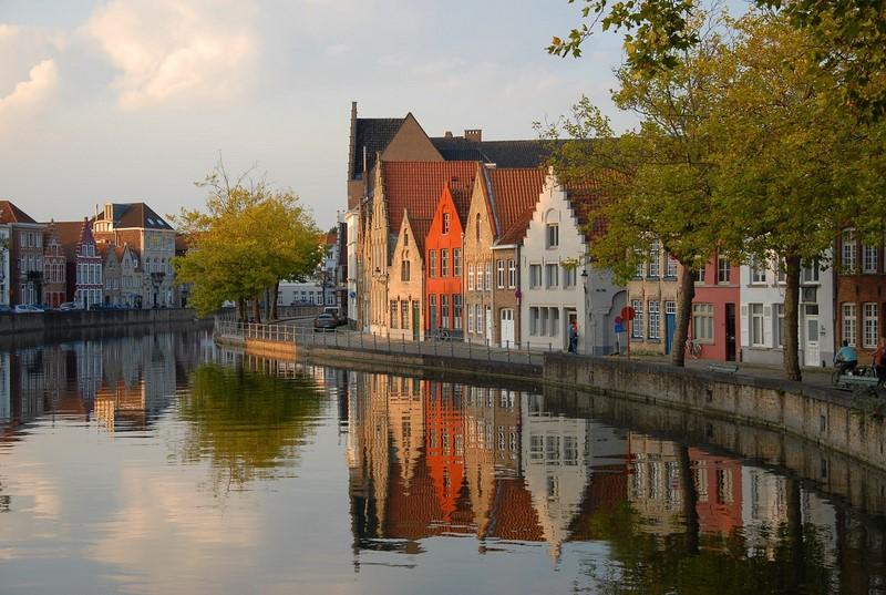 Bruges, na Bélgica - Pixabay - Pixabay/Rota de Férias/ND