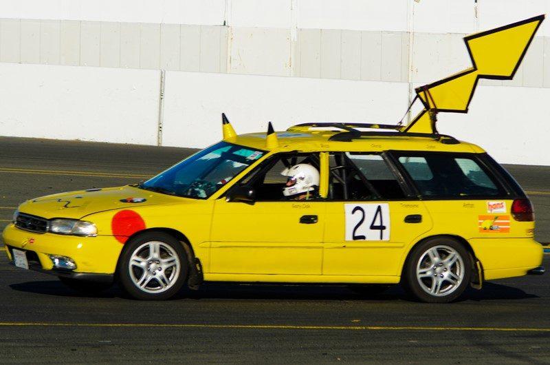 Audi 'oncinha', Ferrari estampada, Fusca Pikachu: veja carros com personalizações de gosto duvidoso - Foto: Doug Luberts via Visualhunt / CC BY-NC-SA