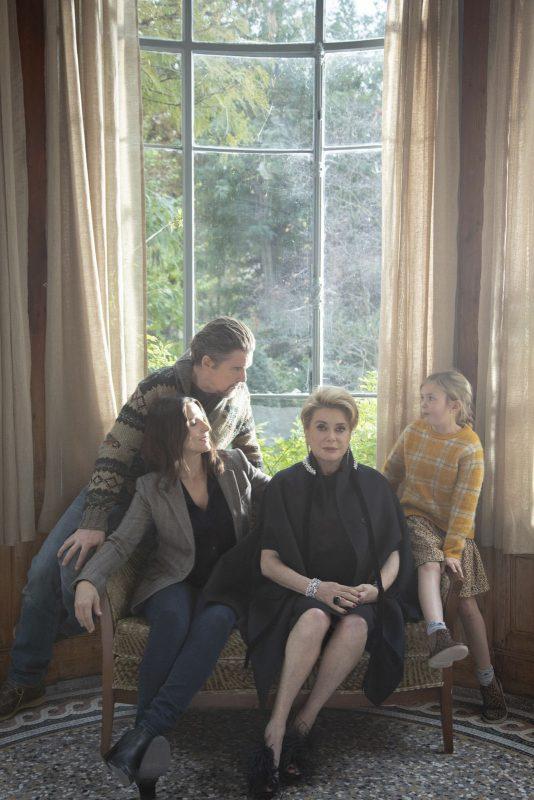 Filme rodado na França também trata da questão envelhecimento – Divulgação/ND