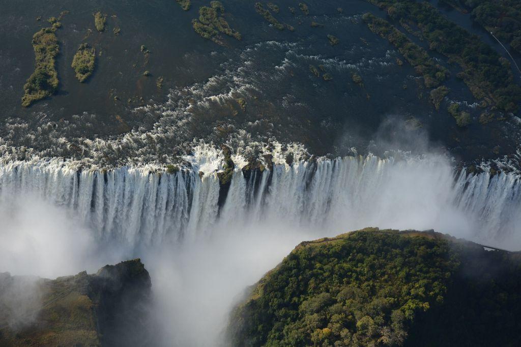 Victoria Falls, Zimbabwe e Zâmbia - Pixabay - Pixabay /Rota de Férias/ND