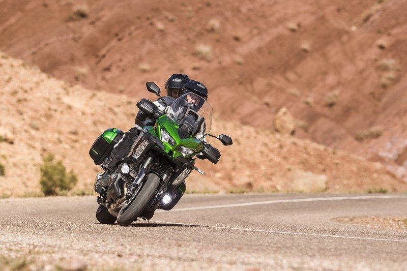 Kawasaki Versys 1000 - Foto: Divulgação - Foto: Divulgação/Garagem 360/ND