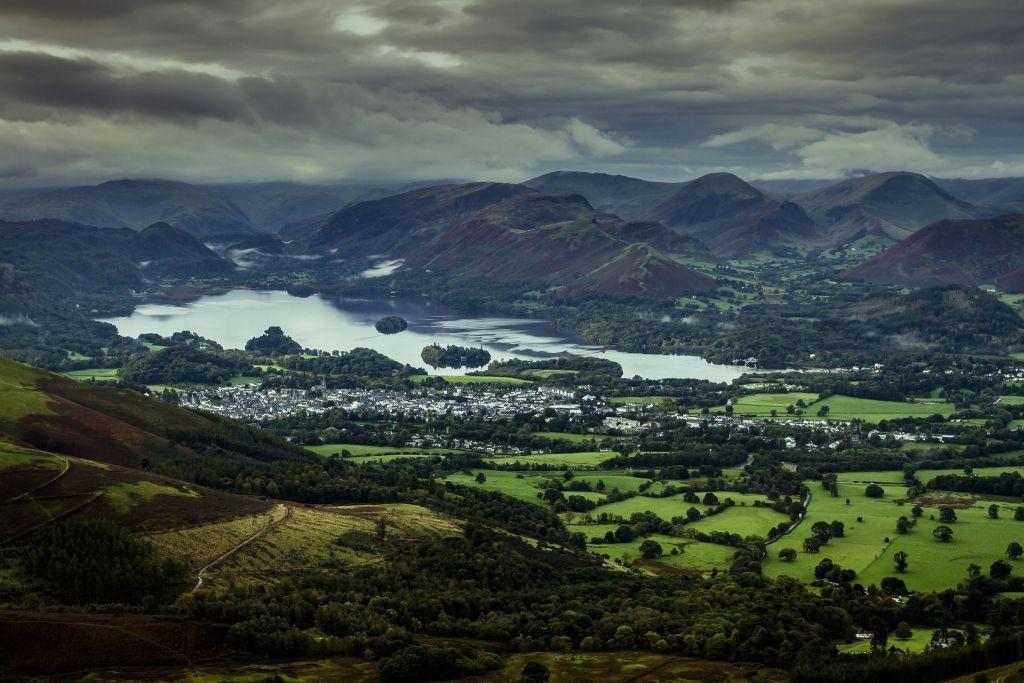 47 - Lake District, Inglaterra - 75,43% - Pixabay - Pixabay /Rota de Férias/ND