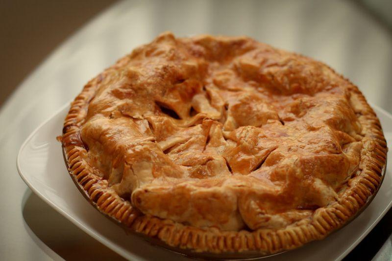 A apple pie (torta de maçã) dos Estados Unidos é divina. Quem quiser partir para algo salgado pode parar em uma lanchonete para comer um hambúrguer acompanhado de milk-shake - WinstonWong* via Visual hunt / CC BY-NC-SA - WinstonWong* via Visual hunt / CC BY-NC-SA/Rota de Férias/ND
