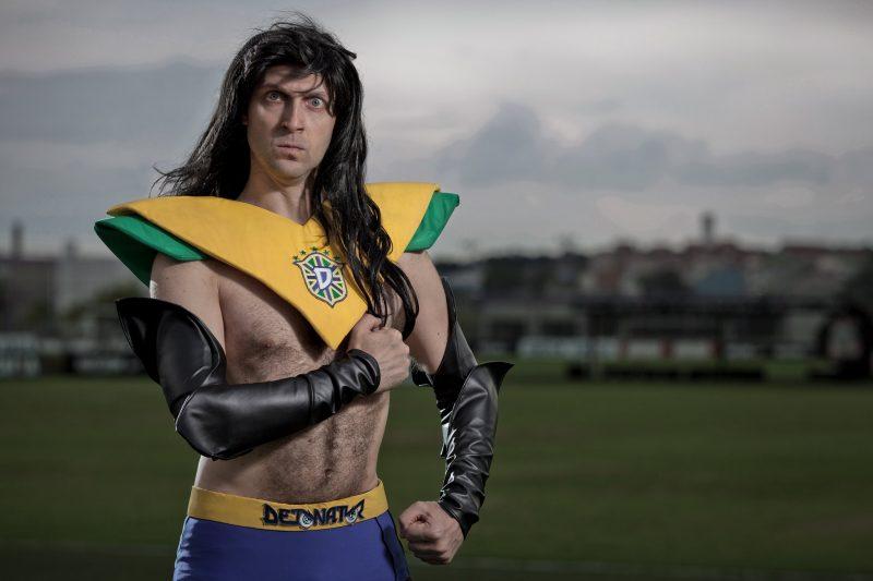 Humorista, ator e músico Bruno Sutter participará do Sesc Geek Santa Catarina neste final de semana – Divulgação/ND