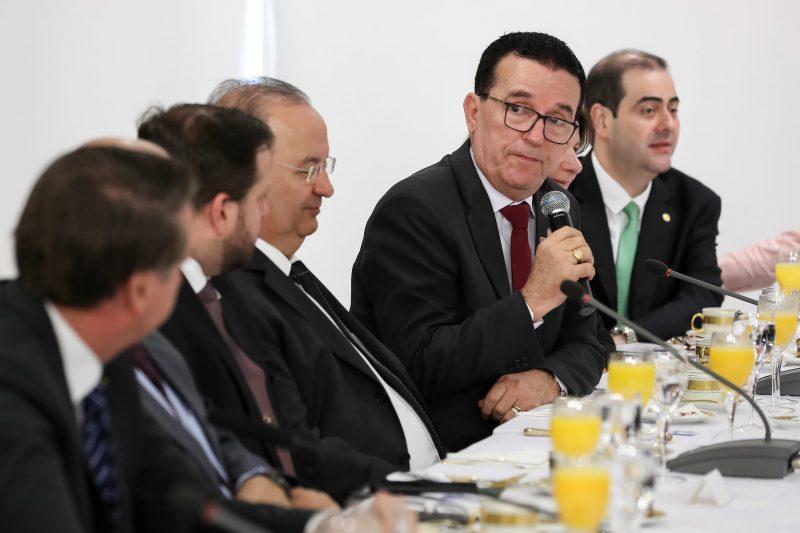 Deputado federal Helio Costa (Republicanos) foi um dos que votaram a favor da LDO – Foto: Arquivo/Marcos Correa/ND