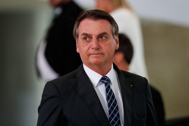 Presidente Jair Bolsonaro retornou à Brasilia na tarde desta segunda-feira – Alan Santos/PR/Divulgação/ND