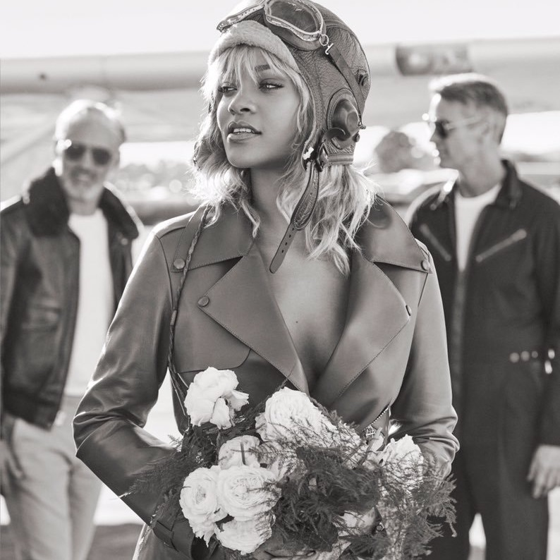 4. Rihanna (http://twitter.com/rihanna) – 92 milhões de seguidores - Crédito: Reprodução Twitter/33Giga/ND