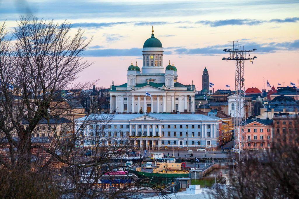 45 - Helsinque, Finlândia - 76.54% - Pixabay - Pixabay /Rota de Férias/ND