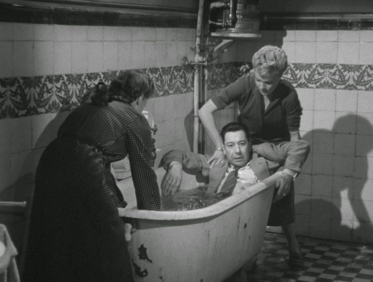 6. As Diabólicas (1955) – Nota 8,1 - Crédito: Divulgação/33Giga/ND